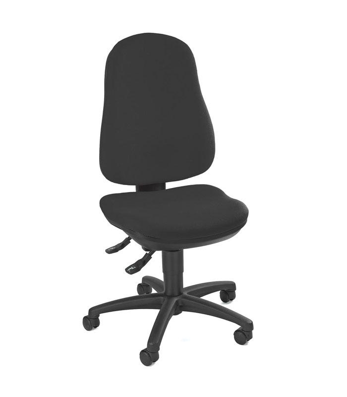 chaise de bureau point 70 aubureau. Black Bedroom Furniture Sets. Home Design Ideas