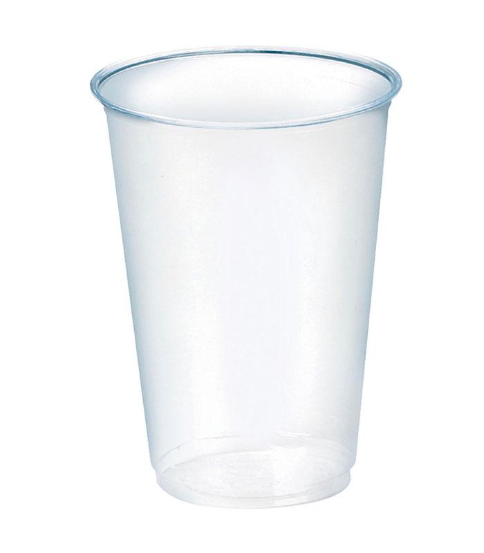 Gobelet PLA transparent 200 ml (100 pièces) – boissons froides