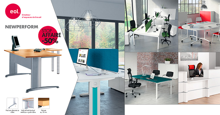 Aubureau vente en ligne fournitures et mobilier de bureau for Vente mobilier bureau