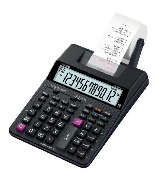 Calculatrice de bureau avec rouleau casio aubureau for Bureau rouleau